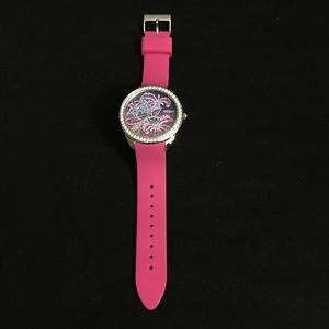 Guess crystal fireworks watch.  NIB